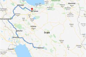 PERSIAN GLORY   (€1,220)